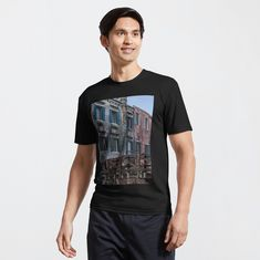 Promote | Redbubble My T Shirt, Tee Shirts, Tees, Funny Shirts, Sky High, Vintage Photographs, Les Oeuvres, Chiffon Tops, Sleeveless Tops