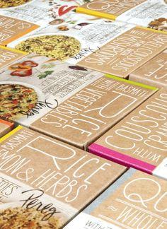 Pereg Gourmet Natural Foods Package Design