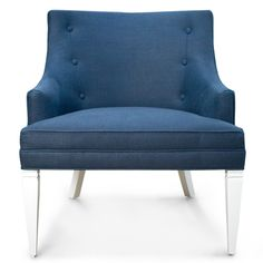 Jonathan Adler Furniture Haines Belgium Marine Chair
