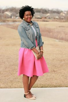 Chioma's Evolution of Style: Valentine's Day Look Two: [Be Mine] by @ChiomasEOS