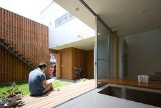 【すまいと】 L-Court House/田島則行/テレデザイン一級建築士事務所