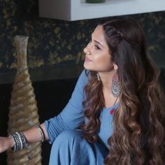 Sony Television, Jennifer Winget Beyhadh, Girl Attitude, Attitude Quotes, Life Quotes, Front Hair Styles, Lovely Girl Image, Cute Celebrities, Bollywood Celebrities