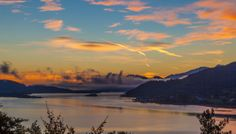Sonnenuntergang am Wörthersee! (c) woerthersee.com, Steinthaler Gert Wonderful Places, Austria, Celestial, Mountains, Sunsets, Nature, Travel, Life, Outdoor