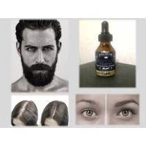 Crecimiento De Cabello, Barba, Cejas Y Pestañas (bálsamo)