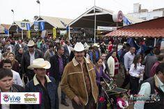 Vive Arandas, Jalisco, La Revista Electrónica – Tequila Tapatío presenta inauguración y recorrido Feria Enero 2015. Parte 2.