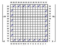 Crochet Corner To Corner (C2C) Graph Blank - 80 Columns x 120 Rows  This is a blank Corner To Corner (C2C) Graph ready to print out and color with your own C2C graph design.  The graph is 80 columns wide by 120 rows high.  It includes row numbers and directional arrows as per the first sample image, as well as a sample diagram and stitch legend of graph in C2C Stitch as per the second image.  PDF Format  Graph Size - 80 Columns x 120 Rows