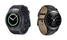 Samsung Electronics Announces Gear S2 Smart Watch by MarkJ Guillen