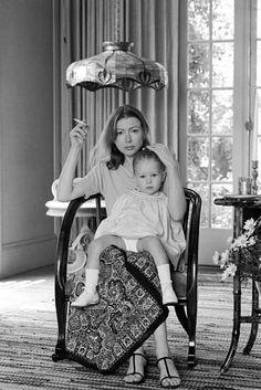 Joan Didion.  Julian Wasser - Exhibitions - Danziger Gallery