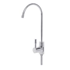 Luxury Single-handle 1/4'' Faucet 1/4'' Hose Quick Connect Kitchen Drinking Water Tap Faucet RO Water Filter Parts