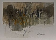 Ernie Verdine | Landscapes in Watercolor