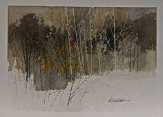LANDSCAPES IN WATERCOLOR: 6 . 28 . 2015 ...Watercolor