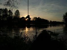 #sunset#sokolák#river#iphotographed