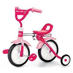 Radio Flyer - Ready to Ride Grow 'n Go Bike - Pink