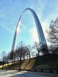 St. Louis Arch in St. Louis, MO