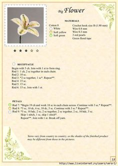 The Book of Crochet Flowers 1_23 (494x700, 234Kb)