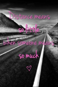 long distance quotes | Tumblr - One of FEDeFANs spouses is currently deployed - picked this for them :)