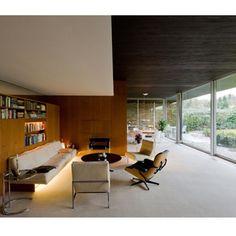 Richard Neutra; Pescher House, Germany
