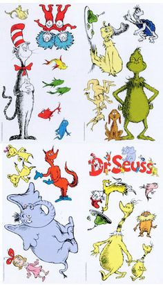 Dr. Seuss quote wall sticker.   Check out this image I found on Amazon, http://www.amazon.com/gp/customer-media/permalink/mo3C0YX4USJEAVZ/B004ZE4F26/ref=cm_sw_r_pi_ci_B004ZE4F26