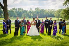 Mendakota Country Club bridal party | Minneapolis wedding photographer Carina Photographics