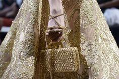 Ellie Saab — eliesaab:   Shades Of Gold | ELIE SAAB Haute...