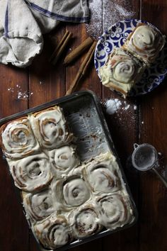 Frosted Cinnamon Rolls | 10 IKEA Restaurant Classics To Make At Home