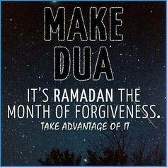 Dua ( ask #allah what you want )