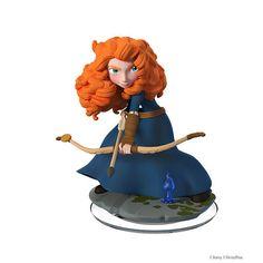 "Disney Infinity: Disney Originals Figure (2.0 Edition) - Merida -  Disney Interactive - Toys""R""Us"