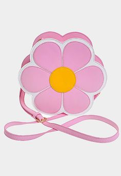 The 85 best flower emojis images on pinterest i love heart daisy flower emoji crossbody bag box purse with chain pink mightylinksfo