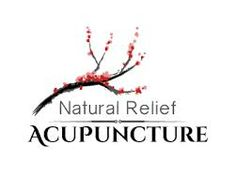 Image result for acupuncture logo with blossom