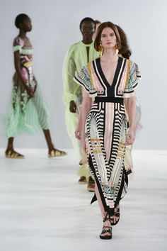d55ea2d22d7e Temperley London Spring 2019 Ready-to-Wear Collection - Vogue Alice  Temperley, London