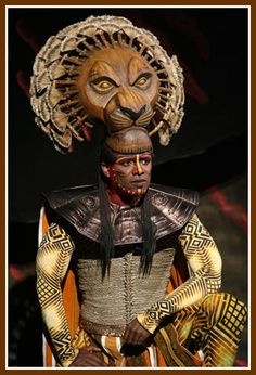 "Tune Thursday: Broadway's ""Lion King"" balances spectacle with intimate storytelling"