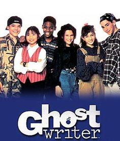 Ghostwriter - my fav episode was with the purple goo or gum guy