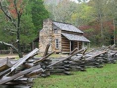 Cades Cove - my favorite place in Smoky Moutain National Park