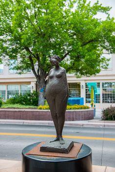 """Art on the Corner, Downtown, Main Street"