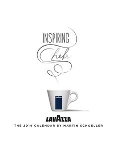 Lavazza 2014 Logo Calendar