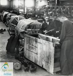 (Posted from tinymachining.com)  Check out these machining companies images: Jaeger China Machine Company of Canada Limited, St. Thomas- China Machines to Nepal, 1958  Image by Elgin County Archives Title: These six air compressors, manufactured by the Jaeger China Machine Company of Canada Ltd., in St. Thomas, were on their...  Read more on http://www.tinymachining.com/nice-china-machining-companies-photos/