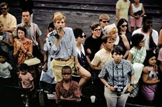 paul fusco… robert kennedy funeral train 1968 @ magnum
