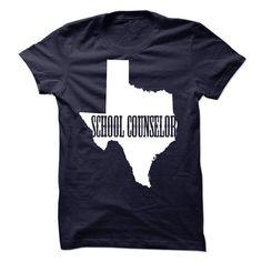 School Counselor TEXAS T Shirt, Hoodie, Sweatshirt