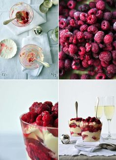 Champagne jelly, raspberry and mascarpone trifle « Cooking Blog – Find the best recipes, cooking and food tips at Our Kitchen.