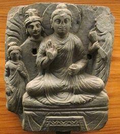 Vajrapani Gandhara