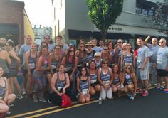 Pizza Race for ALS 2015