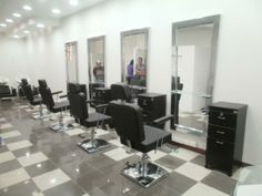 muebles y equipos para salones de belleza  y peluquerías.