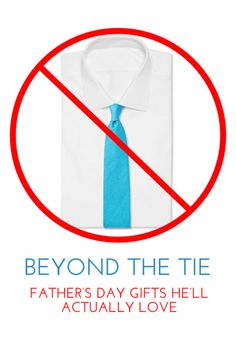 We know it's tempting to head to the department store every Father's Day and purchase a necktie for Dad, wrap it in tissue, and call it a day. But wait! Resist the urge! This year, vow to find something refreshing and different that your dad will love. If your dad enjoys the occasional cocktail, treat him to a set of crystal old-fashioned glasses, whiskey stones, and a tasting journal. For a traveling dad, a leather passport cover is a great option. Check out eBay's guide to gifts for Dad.