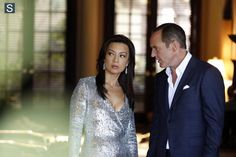 Melinda May, Phil Coulson || AOS 2x03 Making Friends and Influencing People || 595px × 396px || #philinda