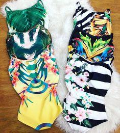 Apaixonada 💓 R$39,99 🎀 Rua: 9 de julho n:483 centro/Birigui Bikinis, Swimwear, One Piece, Summer, How To Wear, Outfits, Clothes, Beautiful, Instagram