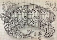 Weekly Challenge #109: Zentangle Quest