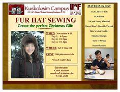 Fur hat class