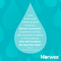 Adopt a healthier lifestyle and help create safer havens with the Norwex Opportunity!