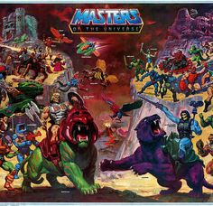 """24 Signs You Were Obsessed With """"He-Man & The Masters Of The Universe"""""""