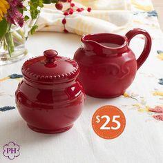 Eleva tu mesa con piezas que son hermosas y funcionales. Sugar Bowls And Creamers, Princess House, Berries, Healthy, Easy, Tea Service, Bowl Set, Ecommerce, Bring It On